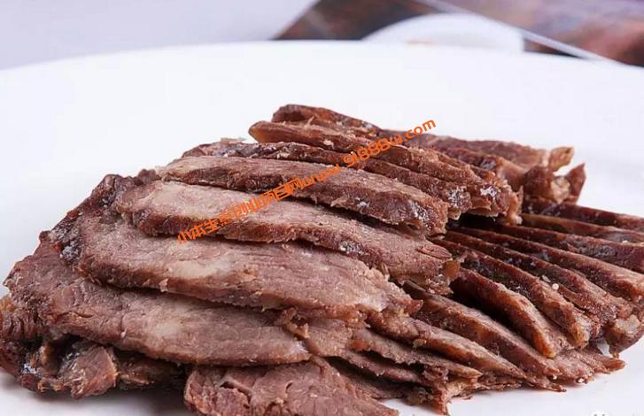 老窦卤牛肉做法教程 附腌制料卤制汤料秘制香料包浸汤料独家配方